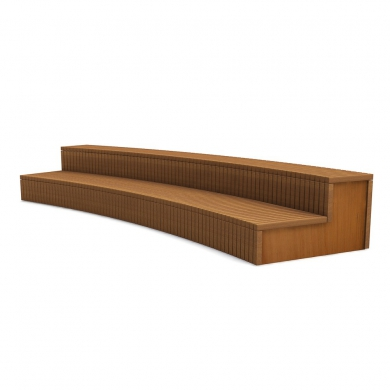 Solid Terrace Curved System